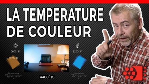 la temperature de couleur