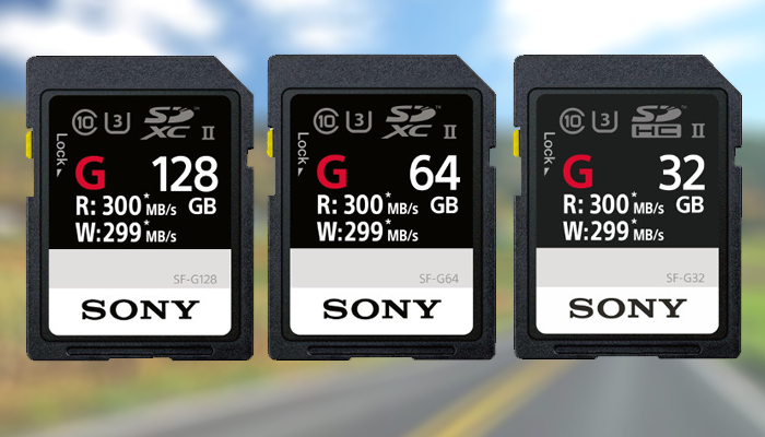 SONY-Fast-SD-Card-