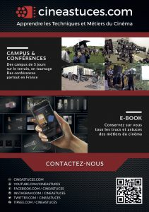 Flyer Campus CINEASTUCES 2016